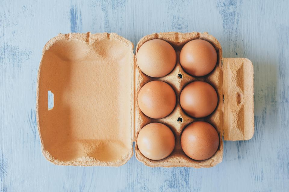 Your eggs can have a longer shelf life than you think. (Photo: Getty)