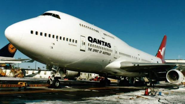 Long reach: the Boeing 747 that flew nonstop between London and Sydney in 1989: Qantas