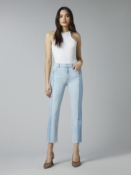 """<em><h2>Denim</h2></em><br>Get your indigo on with Memorial Day deals on these dungaree purveyors.<br><br><br><h2>DL1961</h2><br><strong>Dates: </strong>Now - May 31<br><strong>Sale: </strong>20% off sitewide<br><strong>Promo Code: </strong>HELLOSUMMER<br><br><em>Shop <strong><a href=""""https://www.dl1961.com/"""" rel=""""nofollow noopener"""" target=""""_blank"""" data-ylk=""""slk:DL1961"""" class=""""link rapid-noclick-resp"""">DL1961</a></strong></em><br><br><strong>DL1961</strong> Patti Two-Tone High-Rise Jean, $, available at <a href=""""https://go.skimresources.com/?id=30283X879131&url=https%3A%2F%2Fwww.dl1961.com%2Fcollections%2Fwomen-view-all-fits%2Fproducts%2Fpatti-straight-high-rise-vintage-powder-mixed%3Fvariant%3D33356566790243"""" rel=""""nofollow noopener"""" target=""""_blank"""" data-ylk=""""slk:DL1961"""" class=""""link rapid-noclick-resp"""">DL1961</a>"""