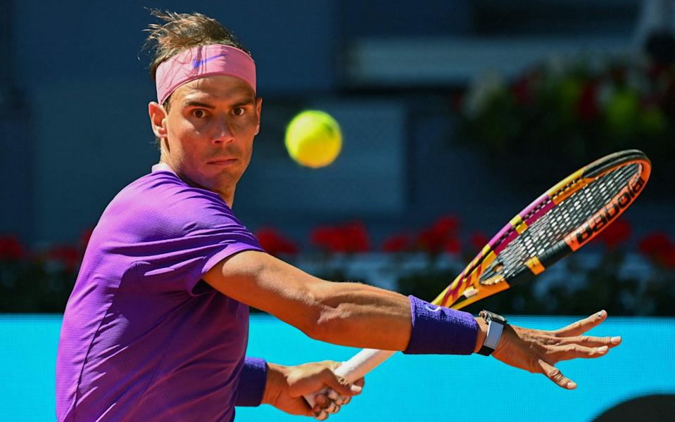 Rafael Nadal exclusive interview: 'Covid made me question if I should keep on playing' - GETTY IMAGES