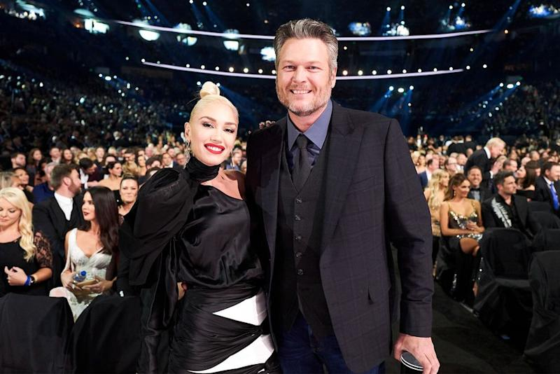 Blake Shelton, Gwen Stefani Will Sing at Grammys