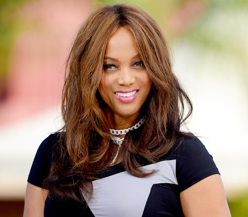 Tyra Banks Professor: Tyra Banks Has A New Gig As A College Lecturer At Stanford