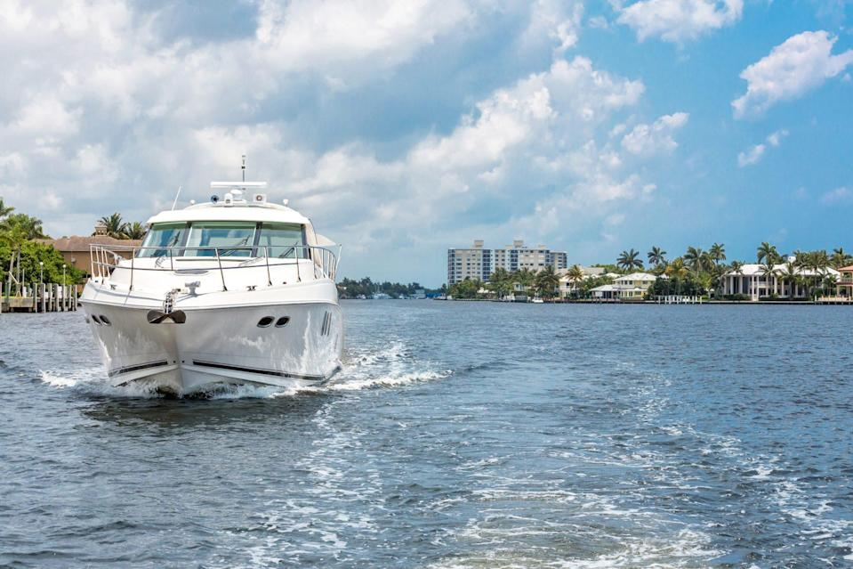 """<p>Cruise down Atlantic Avenue, the main drag in <a href=""""http://www.visitdelraybeach.org/"""" rel=""""nofollow noopener"""" target=""""_blank"""" data-ylk=""""slk:Delray Beach,"""" class=""""link rapid-noclick-resp"""">Delray Beach,</a> and you'll end up at one of the most beautiful beaches on Florida's east coast. A haven for beachcombers and art lovers, you'll find more than 20 galleries and iconic public art pieces in downtown and in the Pineapple Grove Arts District, home to <a href=""""http://artistsalleydelray.com/"""" rel=""""nofollow noopener"""" target=""""_blank"""" data-ylk=""""slk:Artist Alley."""" class=""""link rapid-noclick-resp"""">Artist Alley.</a> Go for one of the popular Friday gallery nights and browse local art, listen to live music, and dine at one of the eclectic eateries on the """"Ave.""""</p>"""