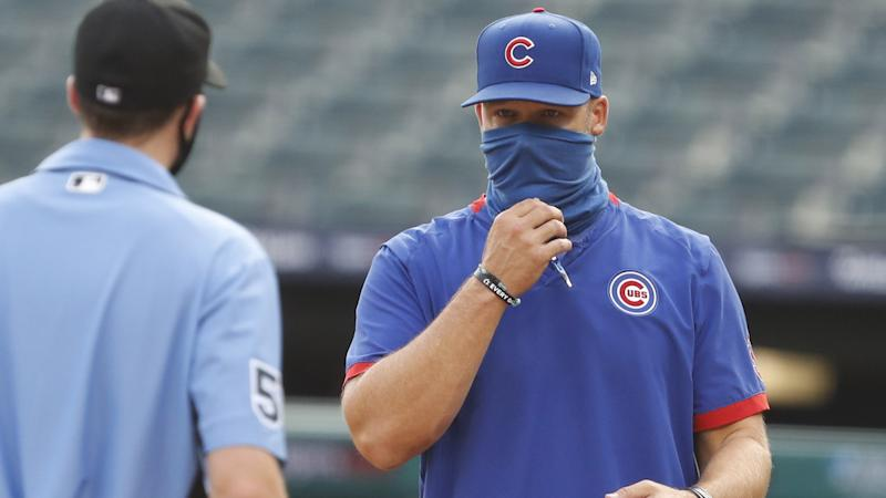 Cubs' David Ross: Mic'ing up players 'opens an avenue for criticism'