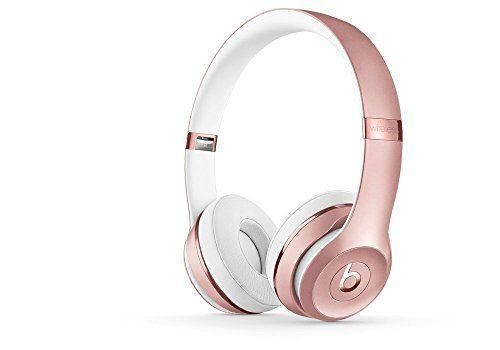 """<p><strong>Beats</strong></p><p>amazon.com</p><p><strong>$143.26</strong></p><p><a href=""""https://www.amazon.com/dp/B06W5DMVJB?tag=syn-yahoo-20&ascsubtag=%5Bartid%7C10050.g.23480472%5Bsrc%7Cyahoo-us"""" rel=""""nofollow noopener"""" target=""""_blank"""" data-ylk=""""slk:Shop Now"""" class=""""link rapid-noclick-resp"""">Shop Now</a></p><p>She might be a little too young for AirPods, but these rose gold Beats are the next best thing—particularly if she loves the color pink. </p>"""
