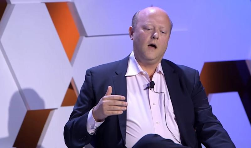 The Circle CEO cited an increasingly burdensome regulatory environment in the U.S. as part of the impetus for laying off 30 employees. | World Economic Forum/YouTube
