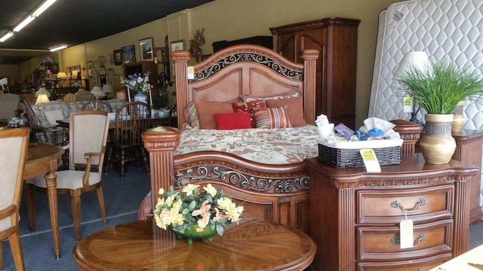 """<p>""""Love this place. I first used the movers, who get 5 stars for their work. Then I went to the store and found items I needed for my new home. They deliver your purchases and provide great customer serve and a fair price. Everyone needs to go and see this business:):):)"""" <a href=""""https://www.yelp.com/biz/the-crazy-house-casper"""" rel=""""nofollow noopener"""" target=""""_blank"""" data-ylk=""""slk:NW"""" class=""""link rapid-noclick-resp"""">NW</a>.</p><p><strong>Visit the store</strong>: 2240 E 12th St, Casper, WY </p>"""