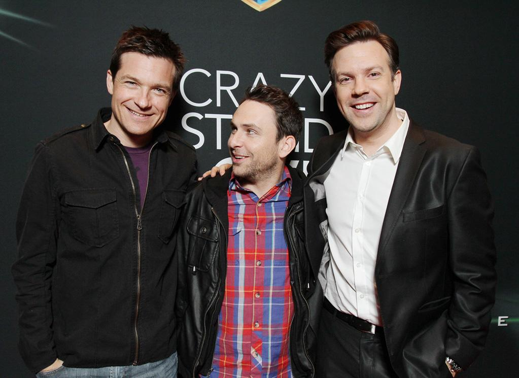 "<a href=""http://movies.yahoo.com/movie/contributor/1800019148"">Jason Bateman</a>, <a href=""http://movies.yahoo.com/movie/contributor/1807657139"">Charlie Day</a> and <a href=""http://movies.yahoo.com/movie/contributor/1809724956"">Jason Sudeikis</a> attend the Warner Bros. presentation at the 2011 CinemaCon in Las Vegas, Nevada on March 31, 2011."