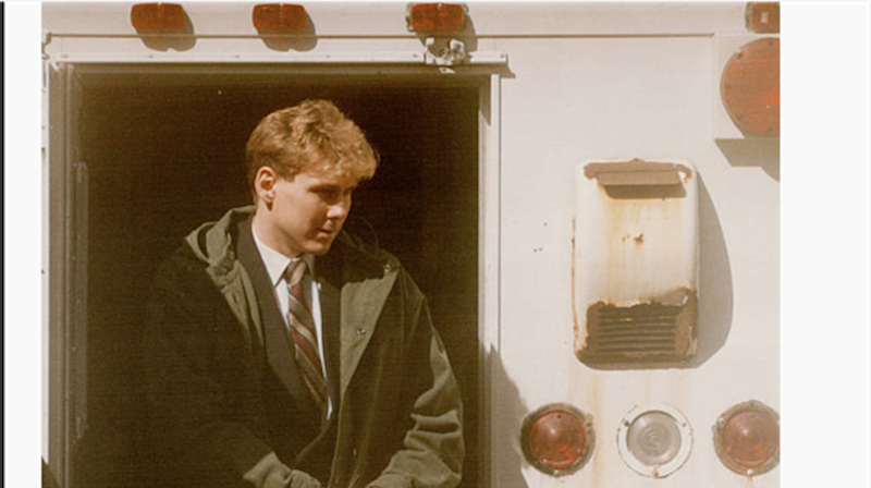 Paul Bernardo is due for a parole hearing in October. Photo from Getty Images