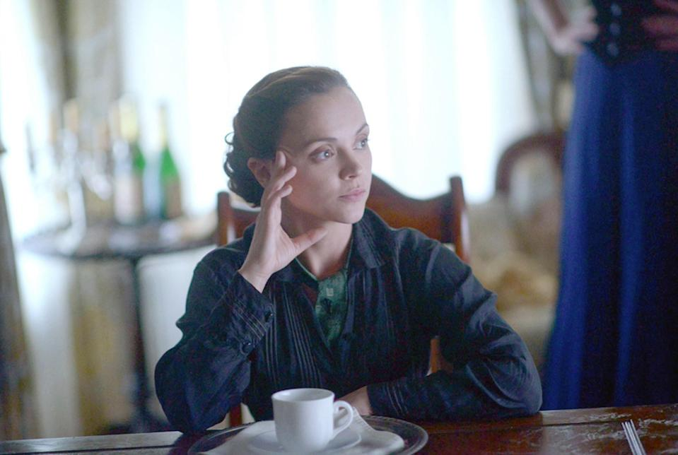 """<p>The story of Lizzie Borden, a woman who may or may not have killed her parents, received the Lifetime treatment back in 2014 and was so successful that it spawned a miniseries: <em>The Lizzie Borden Chronicles.</em> Both the movie and series are high camp, and Christina Ricci is beyond game in the titular role for each. </p> <p><a href=""""https://www.amazon.com/Lizzie-Borden-Took-Christina-Ricci/dp/B00JG86MJA/ref=sr_1_1?dchild=1&keywords=Lizzie+Borden+Took+an+Ax&qid=1595443477&sr=8-1"""" rel=""""nofollow noopener"""" target=""""_blank"""" data-ylk=""""slk:Stream on Amazon Prime Video"""" class=""""link rapid-noclick-resp""""><em>Stream on Amazon Prime Video</em></a></p>"""