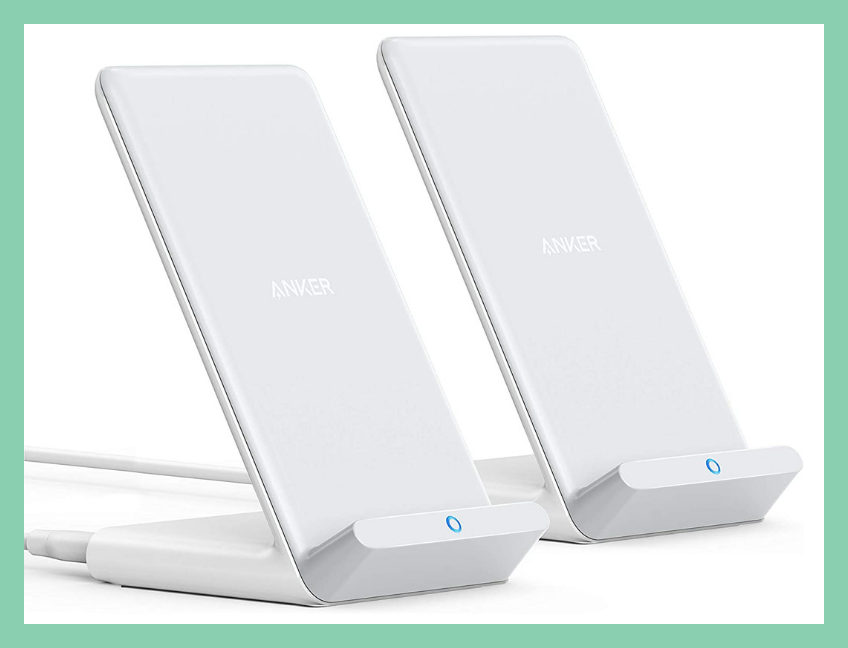 Two wireless chargers are better than one, especially at just $34 for Prime members only! (Photo: Amazon)