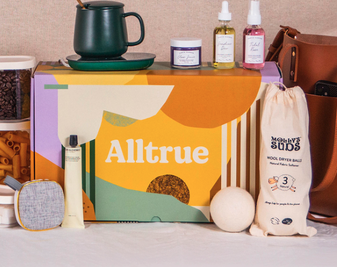 Alltrue subscription box, gifts for wife