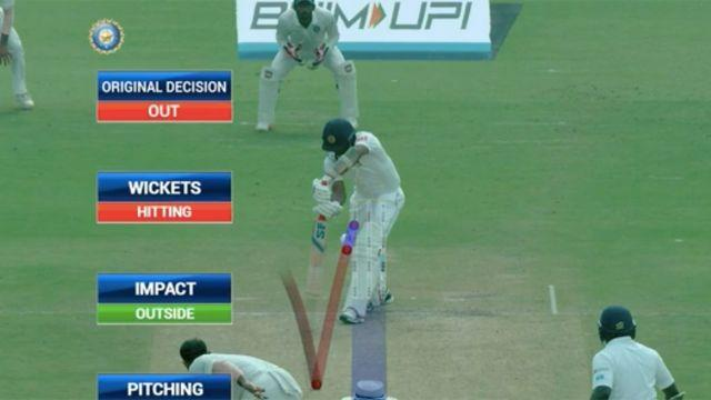 The decision was overturned. Image: BCCI