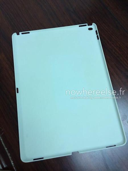 New leak may reveal the first case for Apple's biggest iPad yet