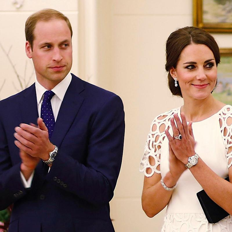 The Simple Reason Prince William Doesnt Wear a Wedding Ring