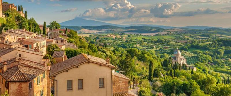 If retiring in the Italian countryside is your dream, then you just might find a home in Tuscany