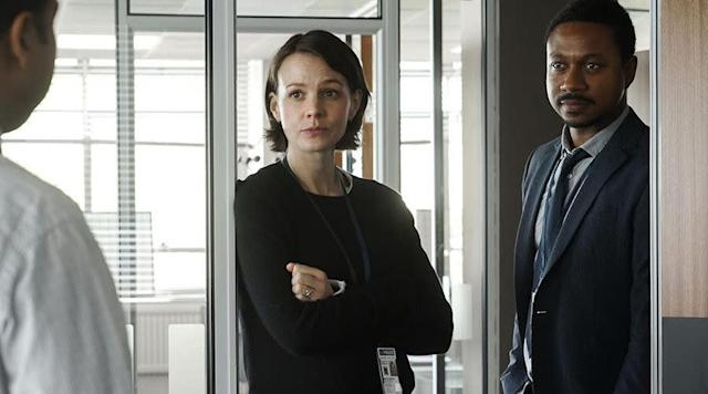"""""""Collateral"""" with Carey Mulligan on Netflix."""