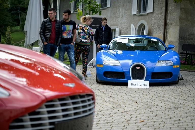 In 2019, Switzerland auctioned off cars that had been seized from Teodorin Obiang, including a Bugatti Veyron EB 16.4 coupe and Aston Martin One-77 coupe