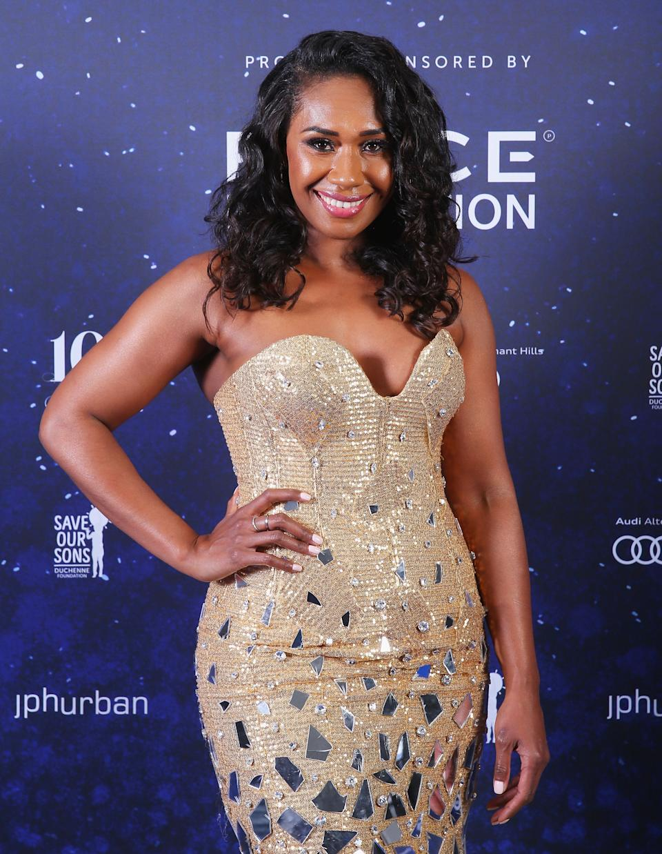 """Paulini Curuenavuli has said there's one thing she's continued to hear about co-star Colin Fassnidge, and that's how """"attractive"""" the celebrity chef is. (Photo: Don Arnold via Getty Images)"""