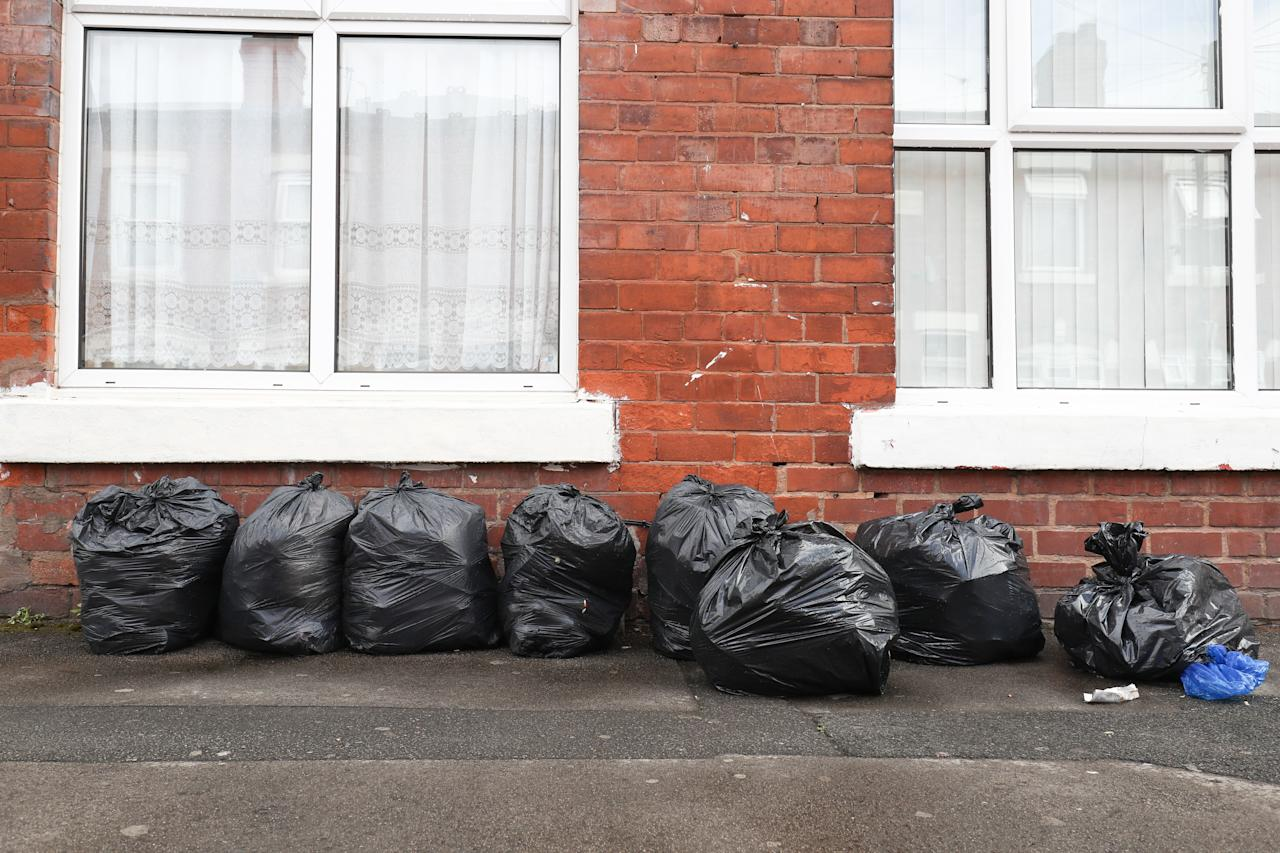 <p>Birmingham City Council has been working to clear the piles of rubbish from the streets [Picture: PA] </p>
