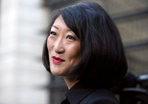 Fleur Pellerin is a good example of France's success in integrating people of foreign origin, S.Korea's media says