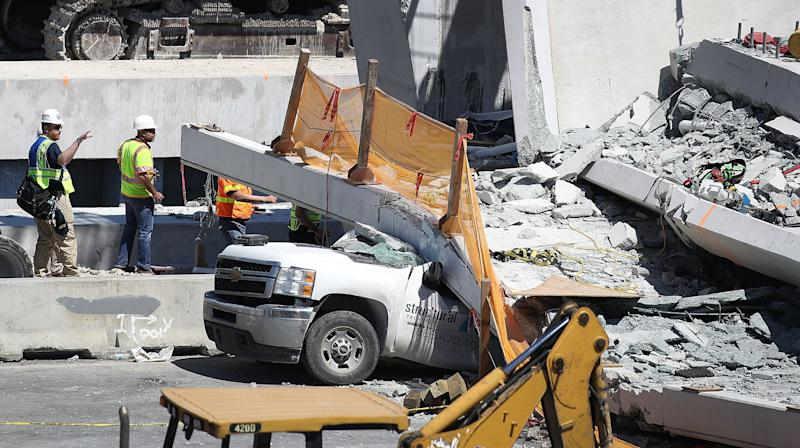 Engineer's Voicemail Warned State Of Bridge Cracks 2 Days Before Collapse