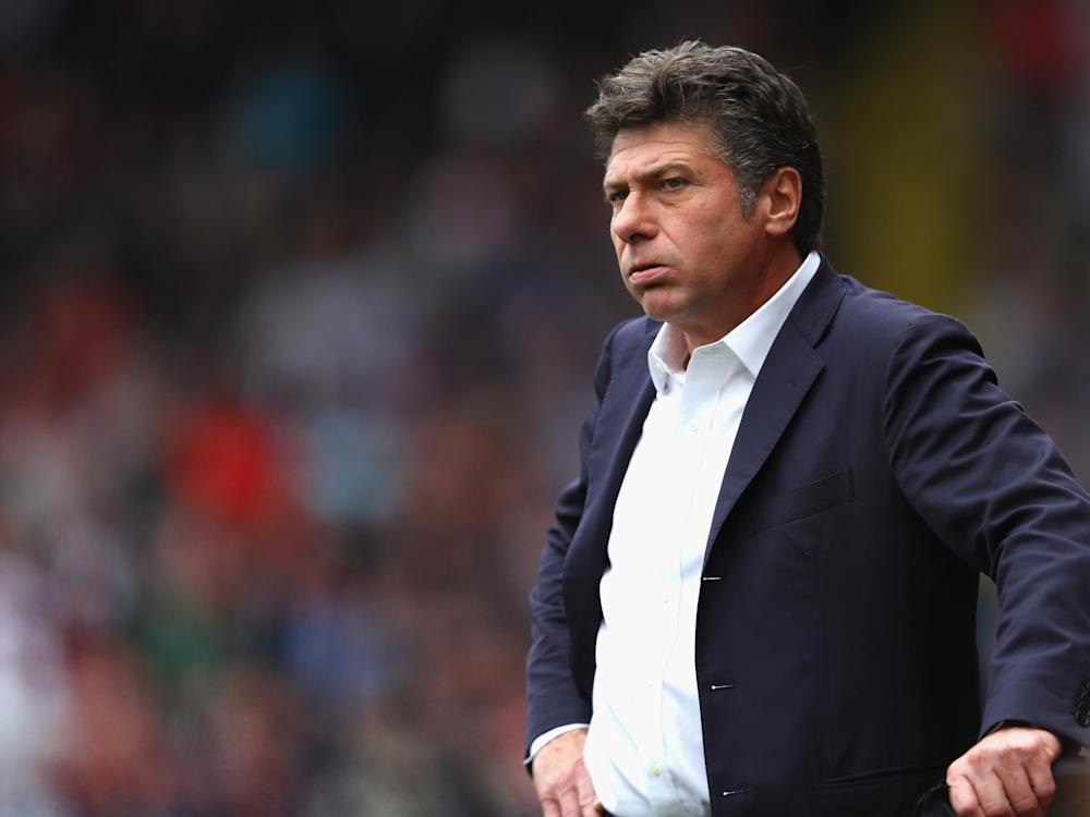 'Against Tottenham, we are always in an emergency,' said Mazzarri: Getty