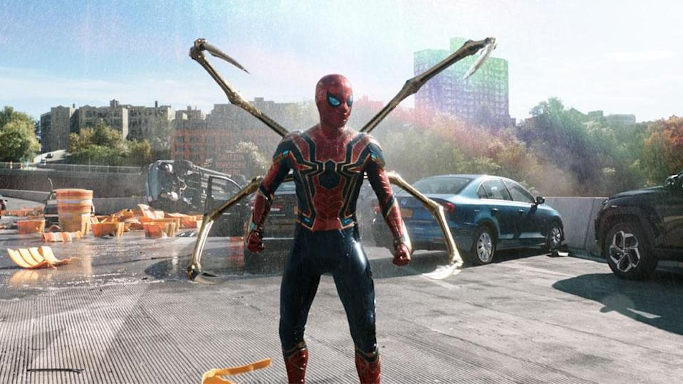 'Spider-Man: No Way Home' - Credit: Sony Pictures