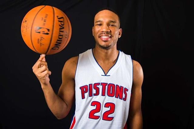"The Pistons added <a class=""link rapid-noclick-resp"" href=""/nba/players/4750/"" data-ylk=""slk:Avery Bradley"">Avery Bradley</a>, arguably the NBA's most underrated player. (Getty Images)"