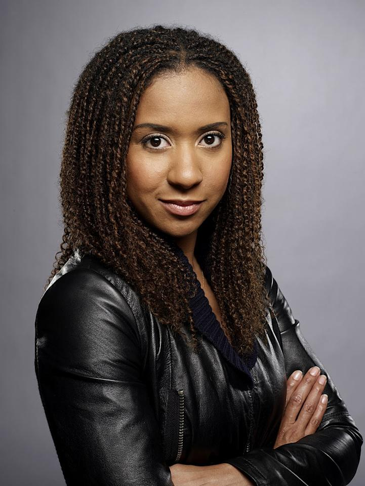 """Tracie Thoms stars as Kat Miller on """"Cold Case."""""""