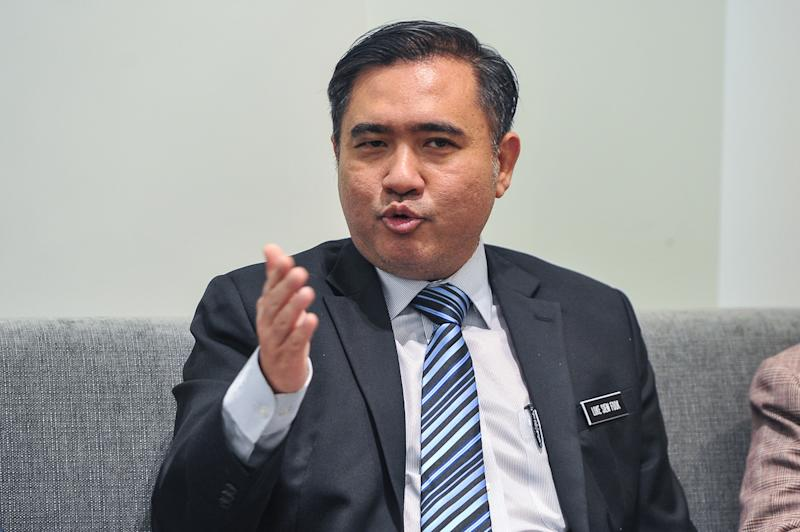 Loke said the total of summons issued up to date was 3.1 million cases, worth RM435 million. — Picture by Shafwan Zaidon