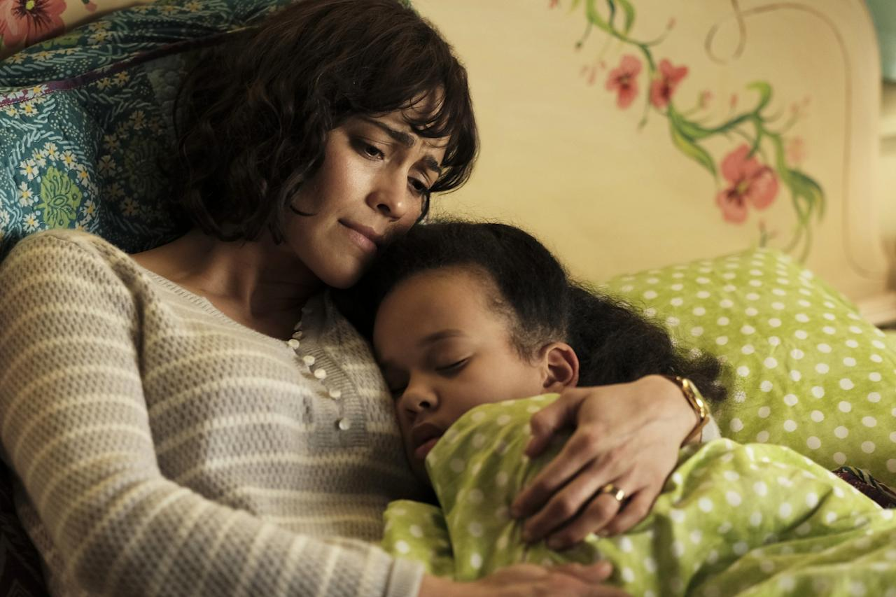"""<p><strong>The 1-Sentence Pitch:</strong> Laura (Paula Patton) lives in San Francisco with her husband, """"and they have a beautiful 8-year-old daughter — until the daughter disappears and turns up drowned in the Bay,"""" says exec producer Stephen Tolkin. But through a mysterious circumstance, time rewinds to eight days before the daughter's disappearance, and her mom """"does every single thing she can to change fate.""""<br /><br /><strong>What to Expect: </strong>When the world gets rewound, it gives Laura a chance to save her daughter. """"But every single time she changes events, they end up falling back into the same path,"""" Tolkin teases. So Laura begins trying to save the <em>other</em> female victims of the serial killer responsible for her daughter's death. The show is based on a Korean drama called <em>God's Gift: 14 Days</em>, and Tolkin was inspired by the idea that """"we think we have control over our lives, but there are forces much bigger than us guiding it.""""<br /><br /><strong>Time Opens All Wounds:</strong> The rewind brings a private investigator named Nico Jackson (Devon Sawa) into Laura's orbit. """"She lives a perfect life and he lives a messed-up life. But her life is not perfect, and in the course of her journey she discovers that,"""" Tolkin says. """"She discovers secrets. Everything about her marriage changes."""" <em>— KW</em><br /><br />(Photo: Eike Schroter/ABC) </p>"""