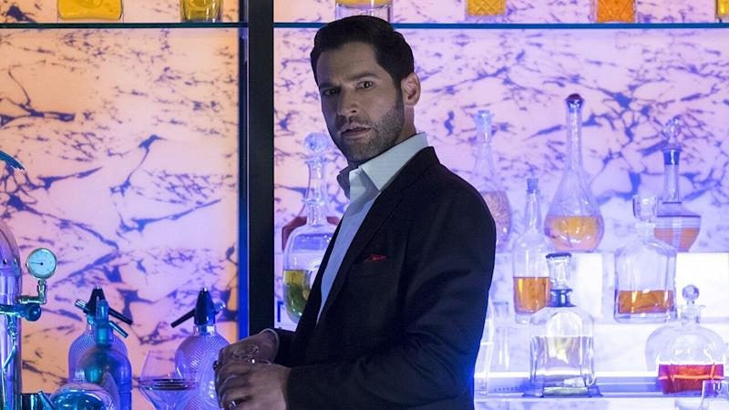'Lucifer' Star Tom Ellis Shuts Down Rumors He's in 'Crisis on Infinite Earths' Crossover (Exclusive)