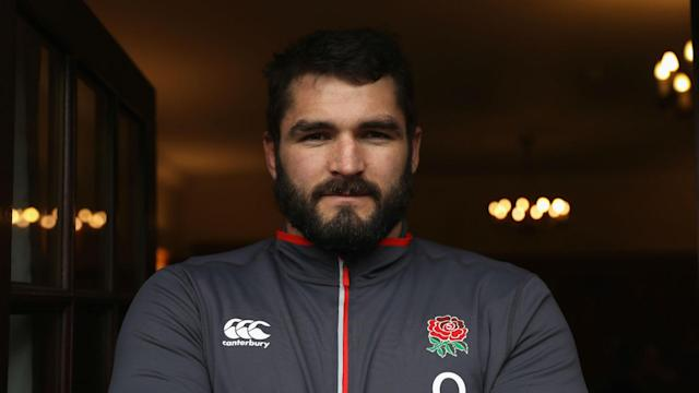 A Six Nations England call-up for Don Armand meant a change of plans for his daughter.