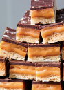 "<p>With a buttery shortbread crust, caramel middle, and thick chocolate top, it doesn't get much richer than this. </p><p>Get the recipe from <a href=""https://www.delish.com/cooking/a25781497/millionaire-shortbread-recipe/"" rel=""nofollow noopener"" target=""_blank"" data-ylk=""slk:Delish"" class=""link rapid-noclick-resp"">Delish</a>. </p>"