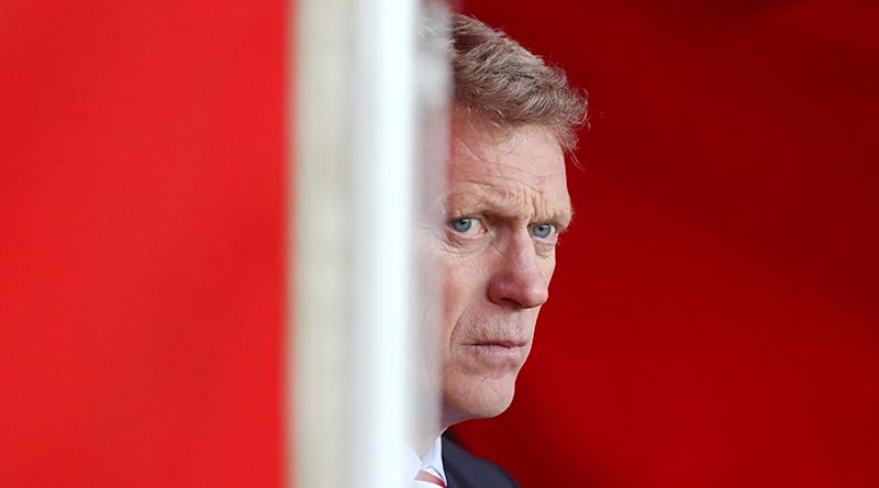 Sunderland fans thrilled as David Moyes finally shows attacking intent