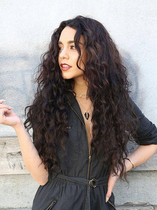 Vanessa Hudgens Admits She Spent Years Fighting Her Natural Curls