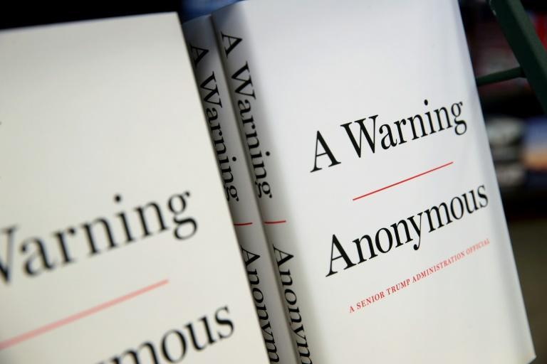 """Miles Taylor, a former Homeland Security official, revealed himself to be """"Anonymous,"""" the author of a book highly critical of President Donald Trump"""