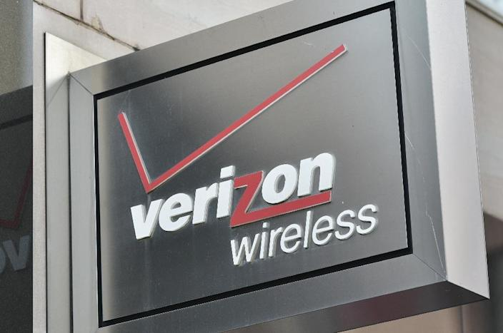 Verizon will cut its workforce by more than 10,000 as it reorganizes the business to prepare for 5G mobile technology (AFP Photo/Mandel Ngan)