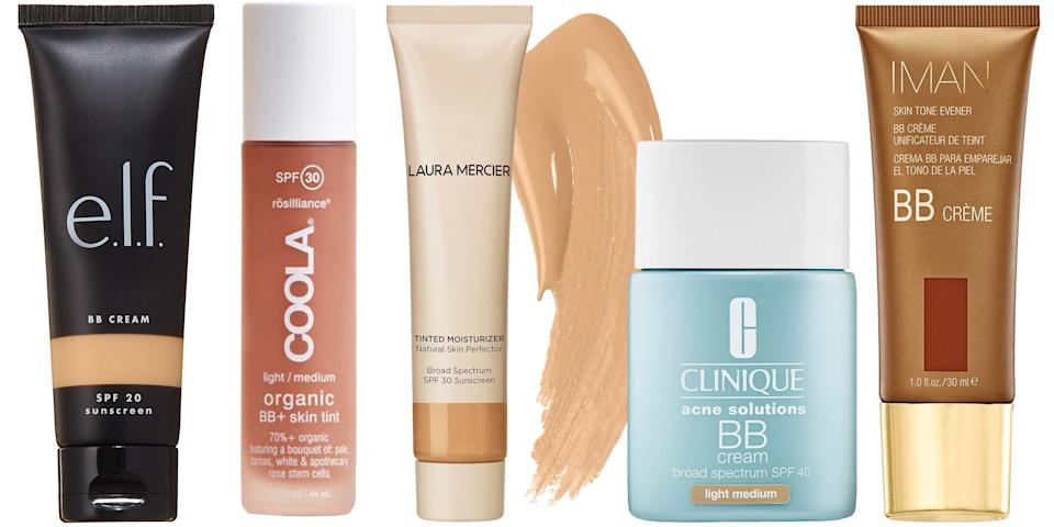 "<p>BB creams aren't just having a moment—they're having a decade. As <a href=""https://www.harpersbazaar.com/beauty/makeup/g34164264/spring-makeup-trends-2021/"" rel=""nofollow noopener"" target=""_blank"" data-ylk=""slk:2021 beauty trends"" class=""link rapid-noclick-resp"">2021 beauty trends</a> usher in a new wave of makeup minimalism, the skincare-foundation hybrids continue to win over fans who are tired of full-coverage complexion routines and thicker, multi-step formulas. While the meaning of ""BB"" changes depending on who you ask—""beauty balm"" might be the most common—one thing remains the same: they're worth a try. Ahead, 12 BB creams that moisturize like skincare and cover like light, flexible foundation. </p>"