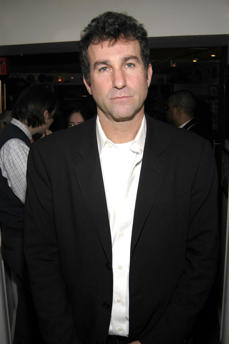 Ken Friedman attends New York Magazines 3rd Annual Oscar Viewing Party at The Spotted Pig on February 24, 2008 in New York City.