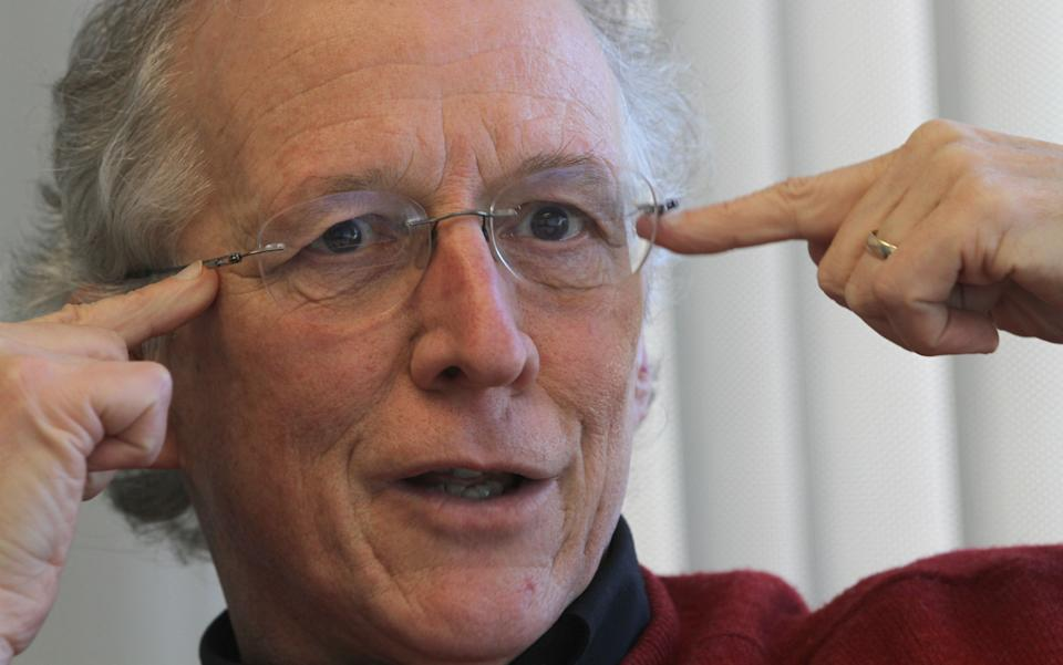 John Piper, here in December 2012, writes in a new blog post that he's baffled about why so many Christians vote for Trump while ignoring his character flaws. (Photo: (Photo By Bruce Bisping/Star Tribune via Getty Images))