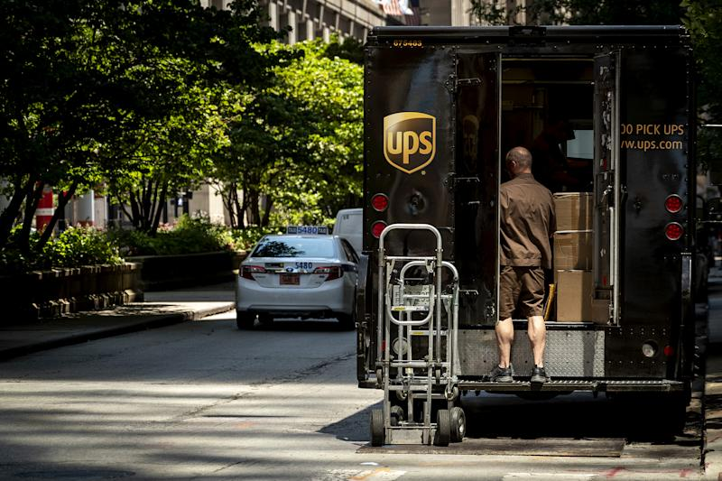 Union says 3 UPS employees test positive for COVID-19 at same Massachusetts facility