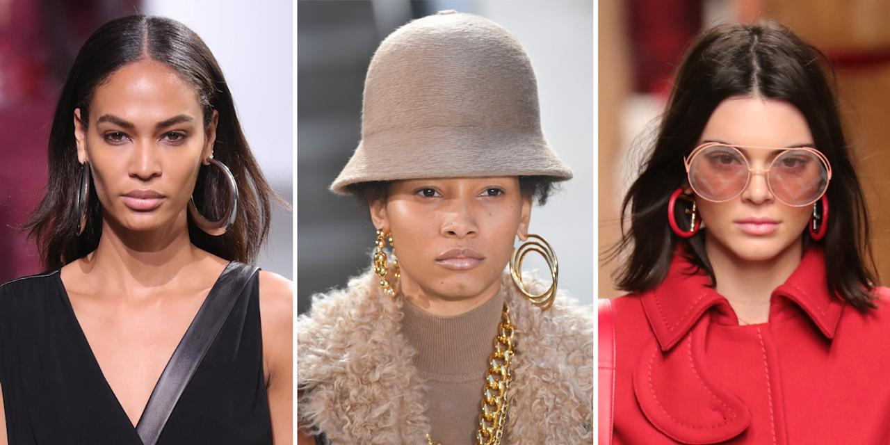 <p>Fall 2017 runway looks from Michael Kors, Marc Jacobs, and Fendi</p>