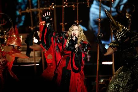 88064511_FILES In this file photograph taken on December 9 2015 US singer Madonna performs during a.jpg