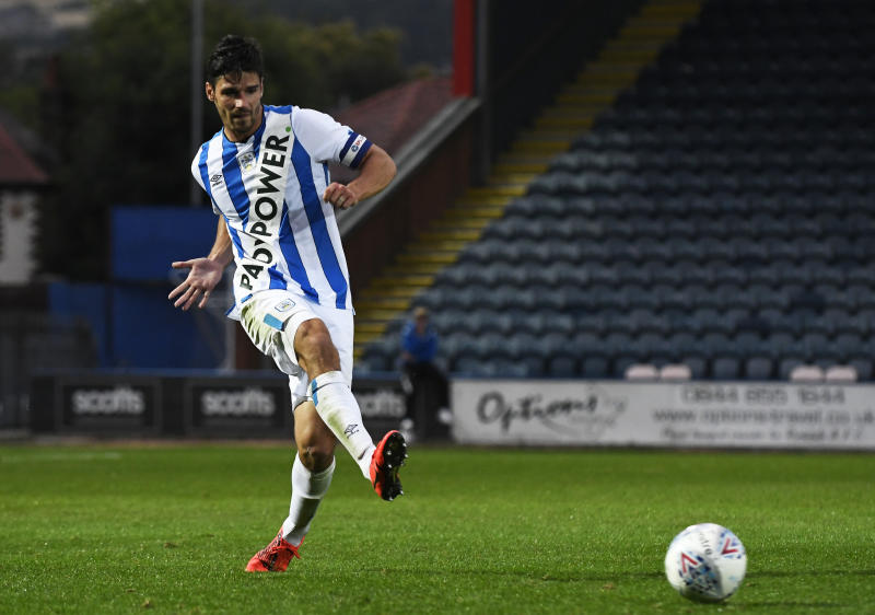 Football Association contacts Huddersfield over new Paddy Power-sponsored kit