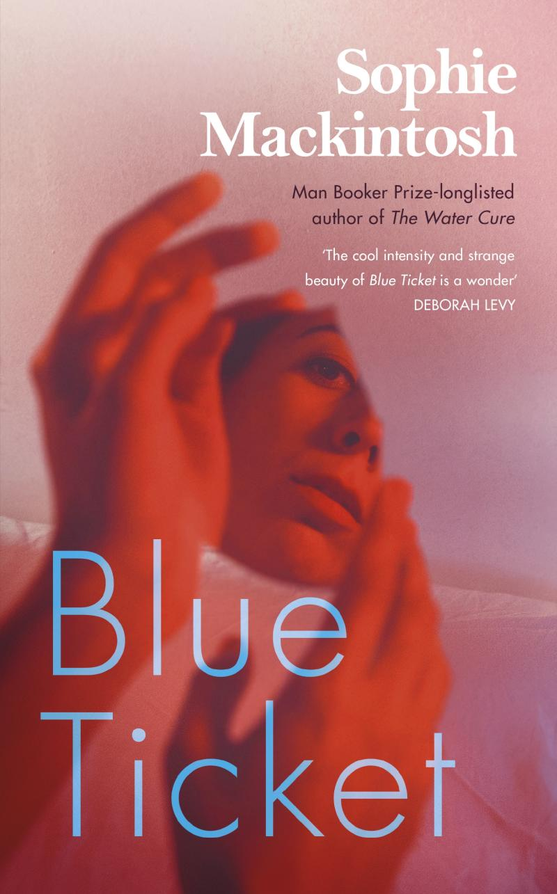 'Blue Ticket' is Mackintosh's second published novelPenguin Random House