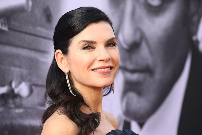 "Julianna Margulies will not appear on ""The Good Fight"" after a dispute during salary negotiations in which she felt she was lowballed. (Photo: Getty Images)"