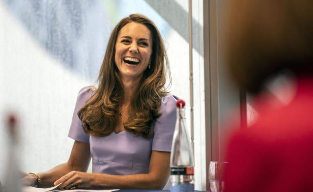 Kate takes part in a round table discussion at the London School of Economics