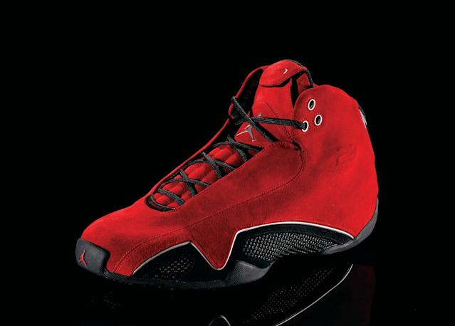 "<p>Air Jordan XX1 - ""Performance Luxury Dna"" (2006): Inspired by the Bentley Continental GT Coupe. (Photo Courtesy of Nike)</p>"